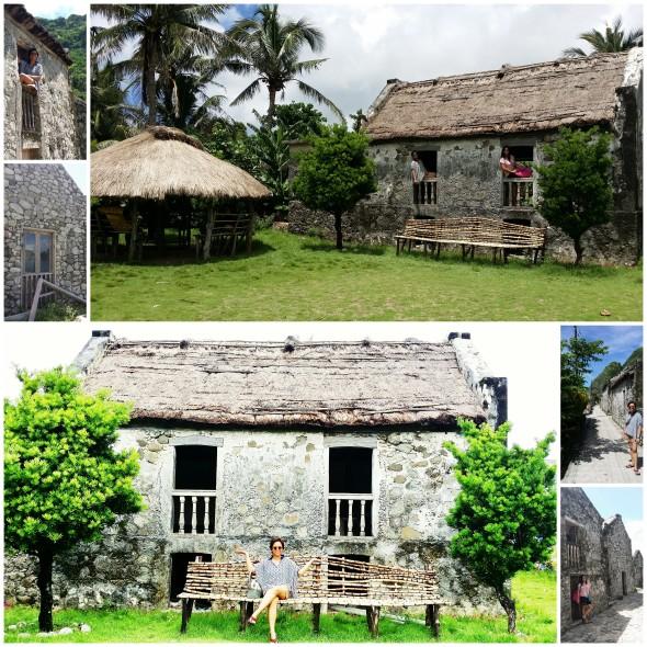 3 rock houses